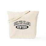 Shelter Island NY Tote Bag