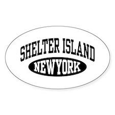 Shelter Island NY Decal