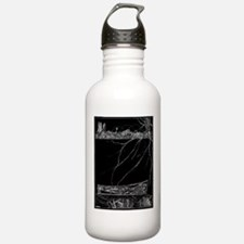 The Premature Burial Water Bottle
