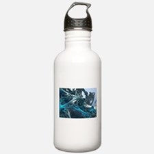 Unique Fractal Water Bottle