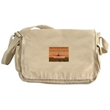 What if everyone cared? Messenger Bag