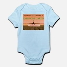 What if everyone cared? Infant Bodysuit