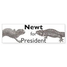 Newt sticker