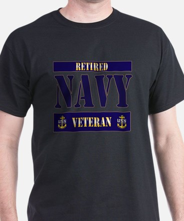 Retired Navy Vet T-Shirt