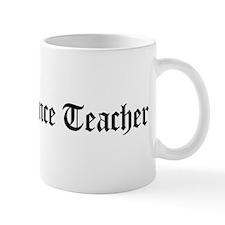 Social Science Teacher Mug
