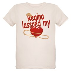 Regina Lassoed My Heart T-Shirt