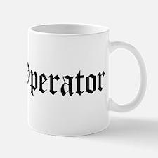 Plant Operator Mug