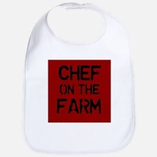 Kids Chef on the Farm Bib
