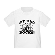My Dad Rocks T