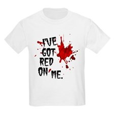 Red on Me T-Shirt