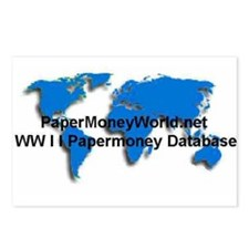 Postcards (Package of 8) ww2 Database