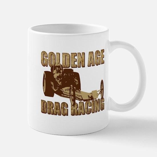 Vintage Slingshot Dragster th Mug