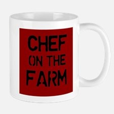 Chef on the Farm Mug