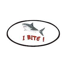 Shark - I Bite - Patches