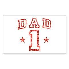 Dad Sticker (Rectangle)