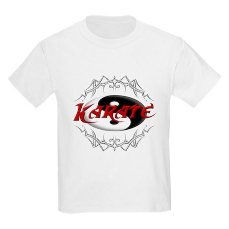 Karate Black T-Shirt T-Shirt