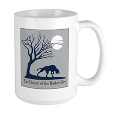 Hound of the Baskervilles Coffee Mug