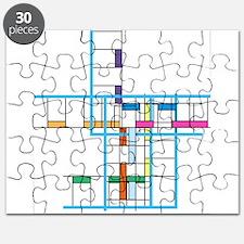 Mondrianopoly Puzzle
