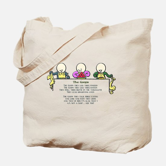 The Goops Tote Bag