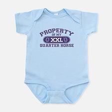 Quarter Horse PROPERTY Infant Bodysuit