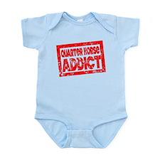 Quarter Horse ADDICT Infant Bodysuit