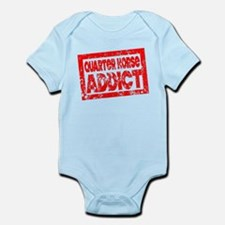 Quarter Horse ADDICT Infant Bodysuit