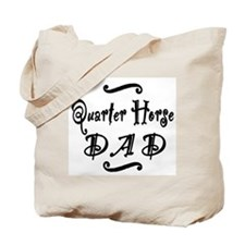 Quarter Horse DAD Tote Bag