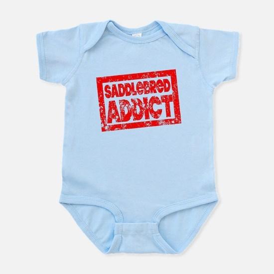 Saddlebred ADDICT Infant Bodysuit