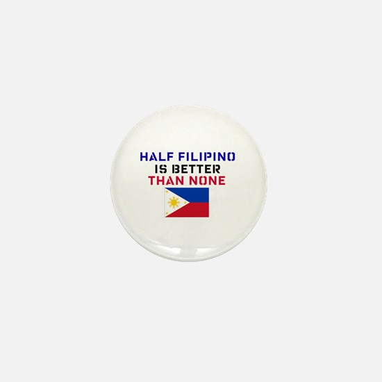 Cute Tagalog Mini Button