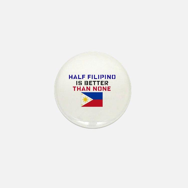 Cute Pacquiao Mini Button