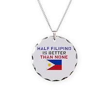 Unique Tagalog Necklace