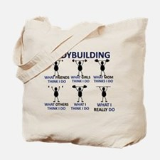 What I really do Tote Bag