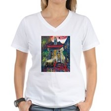 ' Waiting for You' Designs Shirt
