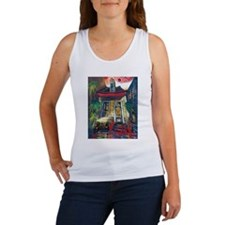 ' Waiting for You' Designs Women's Tank Top