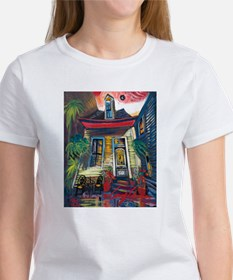 ' Waiting for You' Designs Tee