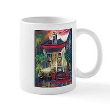 ' Waiting for You' Designs Mug
