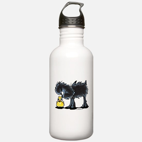 Affen n' Chick Water Bottle