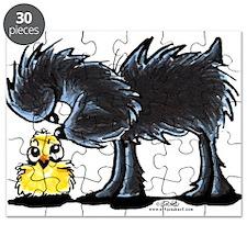 Affen n' Chick Puzzle