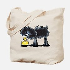 Affen n' Chick Tote Bag