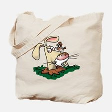 Kestrel and Rabbit Tote Bag