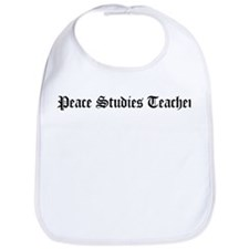 Peace Studies Teacher Bib