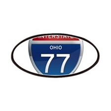 Interstate 77 - Ohio Patches