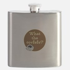 What the covfefe? Flask