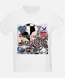 Twilight Ultimate Sampler by Twibaby T-Shirt