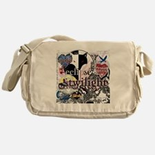 Twilight Ultimate Sampler by Twibaby Messenger Bag