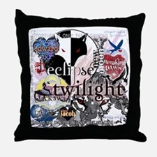 Twilight Ultimate Sampler by Twibaby Throw Pillow