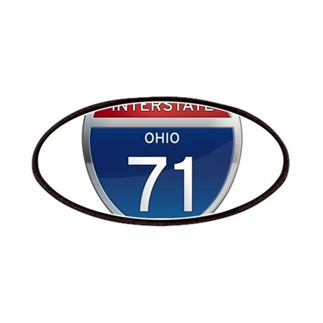 Interstate 71 - Ohio Patches