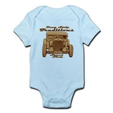Drag Strip Traditions 1930 Fo Infant Bodysuit