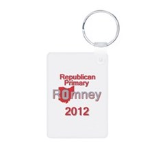 Romney OHIO Keychains