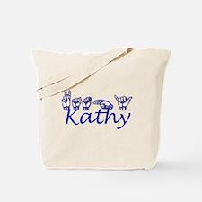 Kathy-bl Tote Bag